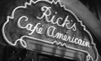 Typical night  at Rick's Cafe Americain.