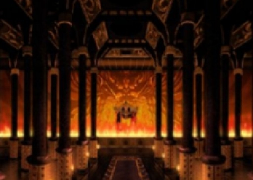 Avatar The Last Airbender Fire Nation Throne Room Audio