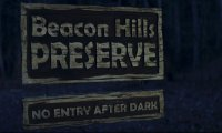 Beacon Hills Preserve at Night